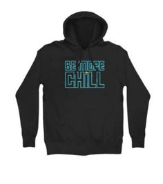 c99be2b5f83 This Be More Chill the Broadway Musical hoodie is a must have for every BMC  fan