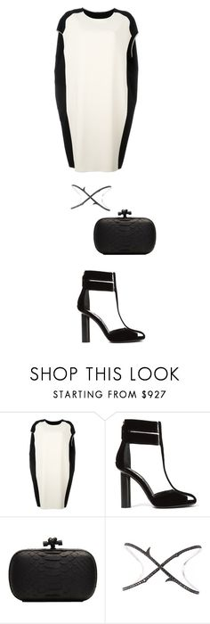 """""""Untitled #1983"""" by nava16 ❤ liked on Polyvore featuring Calvin Klein Collection, Tom Ford, Bottega Veneta and Stephen Webster"""