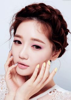 Korean Makeup, flawless