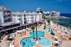Playa Bella Apartments in San Antonio Bay Ibiza Spain