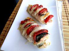 Egy finom Caprese csirkemell ebédre vagy vacsorára? Caprese csirkemell Receptek a Mindmegette.hu Recept gyűjteményében!