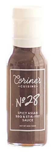 Corines Cuisine Sauce No 28 Spicy Asian BBQ and StirFry Sauce -- Be sure to check out this awesome product.Note:It is affiliate link to Amazon. #gamergirls