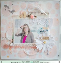 Shape up your scrapbooking: Hey ho! - Two Peas in a Bucket