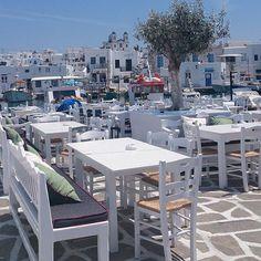 Naoussa, Paros Island GR
