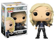 The 100 joins Pop! Television! Collect your favorite Sky People and Grounders from The 100!         Coming in April!