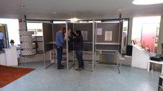 stemlokaal referendum - buurtcentrum SamenMetDeBuurt