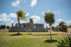 ruine cité maya tulum mexique blog voyage lovelivetravel