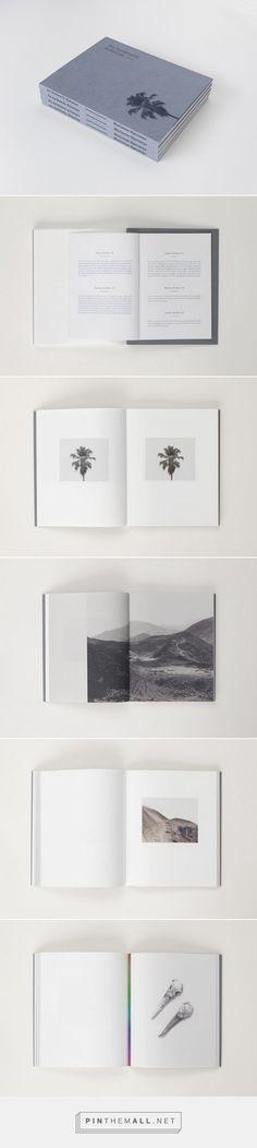 #layout #book © Marianne Bjørnmyr – An Authentic Relation