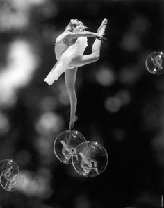 """""""To Dance is to be Free..."""" Ballerina Image"""