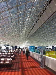 Charles De Gaule airport (Paris)