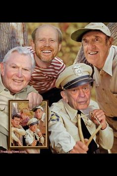The good old days (Mayberry)