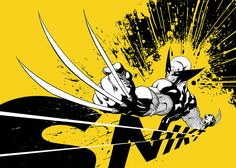 Wolverine - SNIKT by David Yardin *
