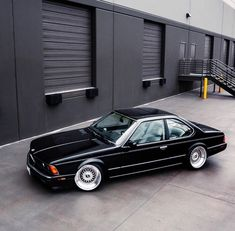Classic Car News Pics And Videos From Around The World Bmw Compact, Bmw 635 Csi, Bmw Old, Bmw Vintage, Ac Schnitzer, Bmw 6 Series, Bmw Classic Cars, Bmw Cars, Retro Cars