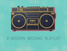 Modern Wedding Music Playlist | Rosy Glasses