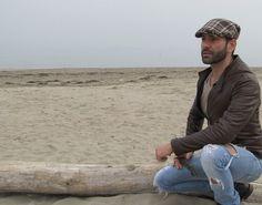 Mare d'inverno Sea man style fashion blogger