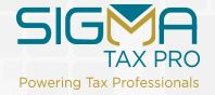 Sigma Tax Pro Reminds Taxpayers that the Tax-filing Extension Expires on October