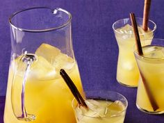 Spiced Tea Punch from #FNMag
