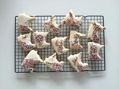 Minnesota sugar cookies with sprinkles. www.bowandarrowmag.com