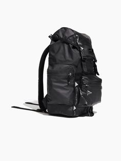1c85b8c0f71 ADIDAS BY STELLA MCCARTNEY Backpack M Black White Black BAGS Stella  Mccartney Backpack,