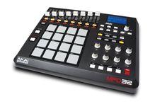 AKAI PRO - MPD32 - USB/MIDI Pad Controller  Controller yang telah Anda Tunggu-Tunggu  MPD32 adalah kontroler MIDI pad dengan kinerja USB untuk DJ, programmer, produser, dan musisi. Dibuat berdasarkan kontrol dan teknologi seri MPC berstandar industri dari Akai Professional, MPD32 merupakan instrumen ekspresif dan intuitif untuk studio dan panggung.