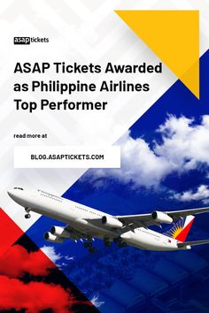 Success is no accident. In 2017, ASAP Tickets was awarded as a top performer for Philippine Airlines. Book the best PAL flights with ASAP Tickets!