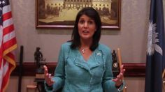 NEARLY 10,000 PEOPLE ARE ABOUT TO UNITE FOR PRAYER FOR NATION IN 'CRISIS' - Governor Nikki Haley invites you to The Response: South Carolina
