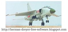 Chinese jet fighter plane
