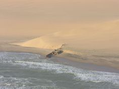 Skeleton Coast - Top Best places to go in Namibia
