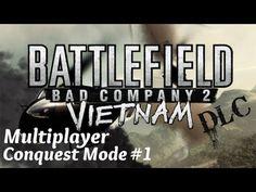 Battlefield Bad Company 2 - Vietnam DLC cu AlexKenny - Multiplayer Conqu...