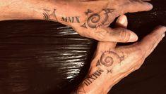Chantal de la prairie Fish Tattoos
