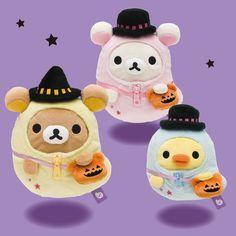 リラックマ Rilakkuma SAN-X Halloween @chiichannn