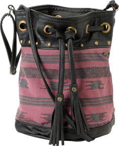 Vans Benched Leopard Drawstring Bag  zumiez  40a1c9c49925a