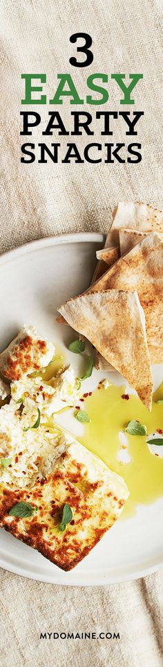 Serve these delicious dishes at your next party
