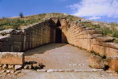 'Treasury of Atreus' tholos tomb