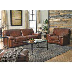 Simon Li Macco Leather Sofa
