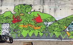 The Street Art Project India - Pune & Varanasi Chapter on Behance