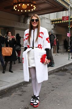 Street Style: The Heavy-Hitters at New York Fashion Week