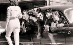 1950's greaser | 1950s Greasers: Styles, Trends, History & Pictures