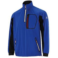 Mizuno Impermalite Flex Long Sleeve RainTop Royal XLarge * Want to know more, click on the image. Note:It is Affiliate Link to Amazon.