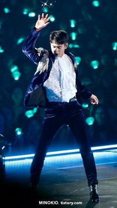 Minho : SHINeeWORLD THE BEST 2018
