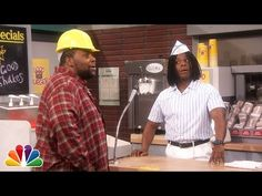 """++IWATCH++HOW AWESOME IS THERE THE 90S FEEL Kenan & Kel Reunite for """"Good Burger"""" Sketch - YouTube"""