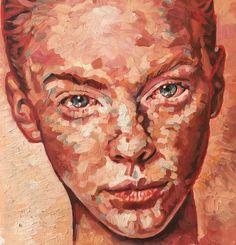 Laura Woermke Paintings, Portrait, Art, Art Background, Painting Art, Men Portrait, Painting, Kunst, Gcse Art