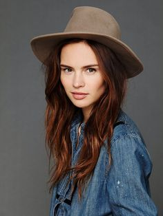 Hat Attack Leather Band Fedora at Free People Clothing Boutique