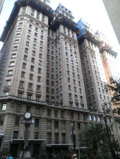 Edifício Martinelli, primeiro arranha ceu america latina