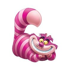 "Don't think I'd ever get the cheshire cat, but I love his quote ""If you don't know where you are going, any road will get you there"""