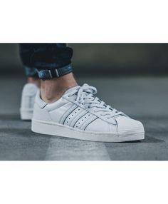 Adidas Superstar Traniers All In White Cheap Sale Cheap Adidas Nmd, Superstars Shoes, Sale Uk, Adidas Superstar, Shoe Sale, Adidas Sneakers, Shopping, Black, Women