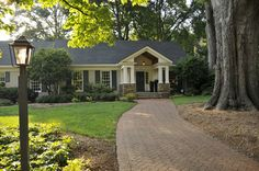 Curb Appeal - traditional - exterior - charlotte - DeRhodes Construction
