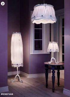 White lamp series - Ikea, April 2012