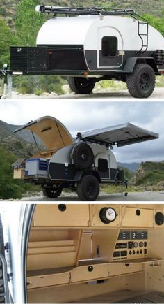 1228 Best Trailers images in 2018 | Campers, Camping Trailers, Rv