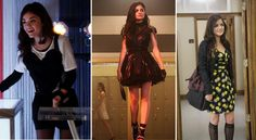 Get Aria's style from Pretty Little Liars